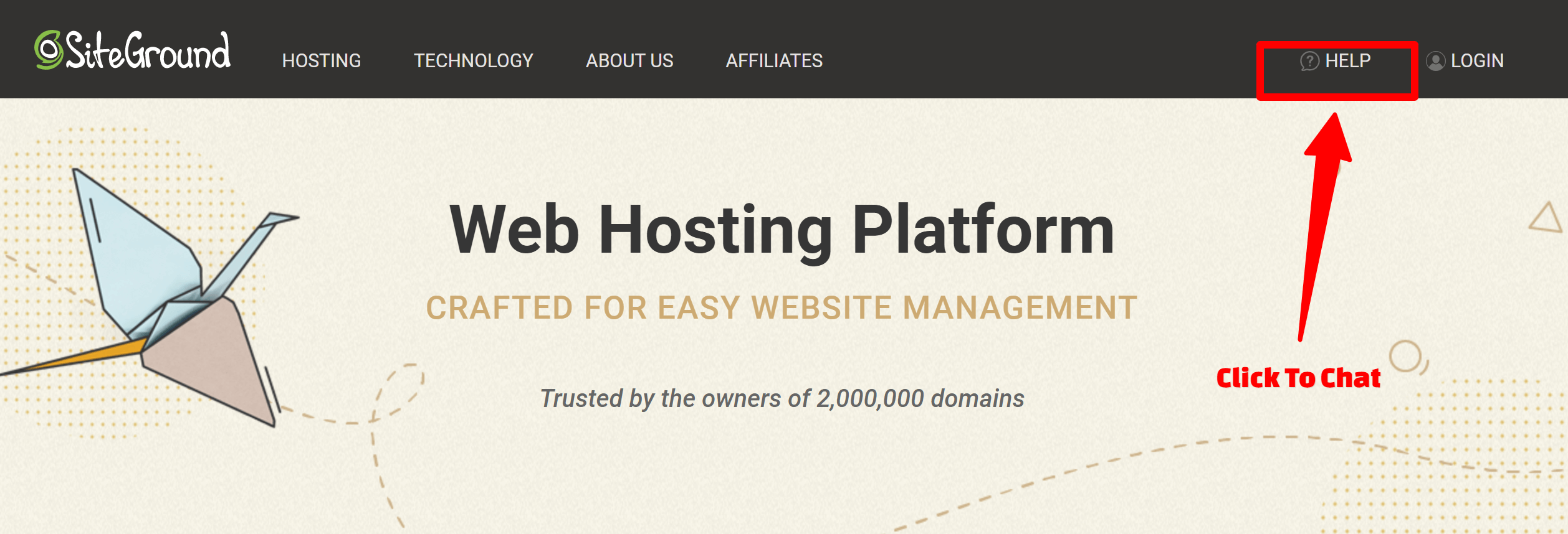 buy Siteground hosting with paypal