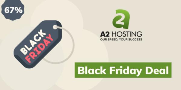 (Crazy Offer) A2 Hosting Black Friday Deal 2020: 67% OFF