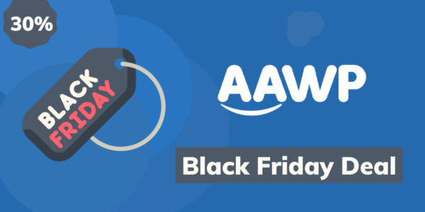 AAWP Black Friday2021 – 30% Off Now