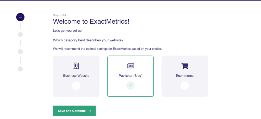 Google Analytics for WordPress by ExactMetrics