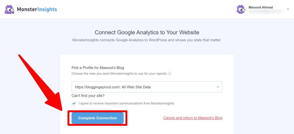 How to Install Google Analytics in WordPress by MonsterInsights in 2021?