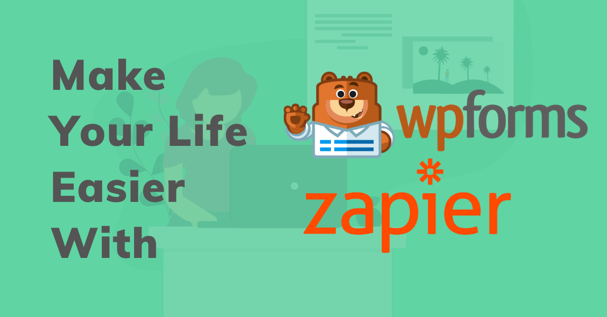 wpfroms and zapier